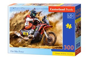Dirt Bike Power 300 Bitar Castorland