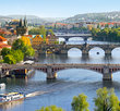 Vltava Bridges in Prague 4000 Bitar Castorland