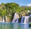 KRKA Waterfalls, Croatia 4000 Bitar Castorland