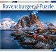 Hamnoy Lofoten Sverige 3000 Bitar Ravensburger