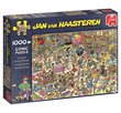 The Toy Shop! 1000 Bitar JvH Jumbo