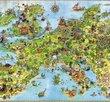 United dragons of Europe 4000 bitar,Heye
