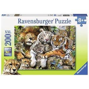 Big Cat Nap 200 XXL Bitar Ravensburger