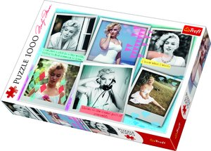 Marilyn Monroe 1000 Bitar Trefl