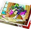 Flowers in the morning 1000 Bitar Trefl