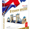 Tower Bridge 120 Bitar Cubic Fun