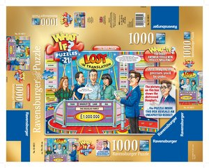 The Game Show 1000 Bitar Ravensburger