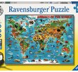 World of Animals 300 XXL Bitar Ravensburger