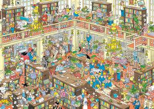 The Library 1000 Bitar JvH Jumbo