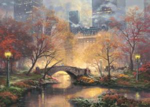Central Park in the Fall 1000 Bitar Schmidt