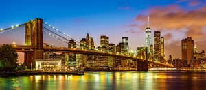 Brooklyn Bridge , New York 600 Bitar Castorland