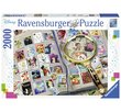 My Favorite Stamps 2000 Bitar Ravensburger
