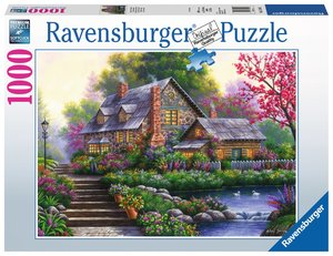 Romantic Cottage 1000 Bitar Ravensburger