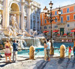 The Trevi Fountain 3000 Bitar Castorland