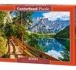 Braies Lake Italy  1000 Bitar Castorland