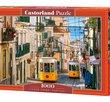 Lisabon Trams Portugal  1000 Bitar Castorland