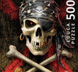 Pirate Skull 500 Bitar Educa
