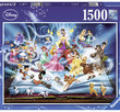 Disney´s Magical Storybook 1500 Bitar Ravensburger