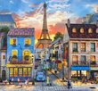 Streets of Paris 500 Bitar Castorland