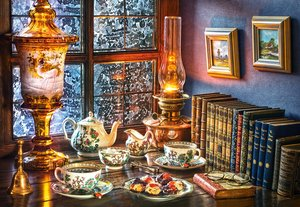 Afternoon Tea 1000 Bitar Castorland