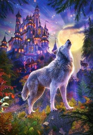 Wolf Castle 1000 Bitar Castorland