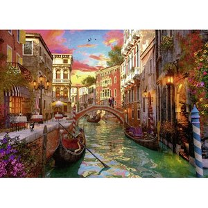 Venice Romance 1000 Bitar Ravensburger